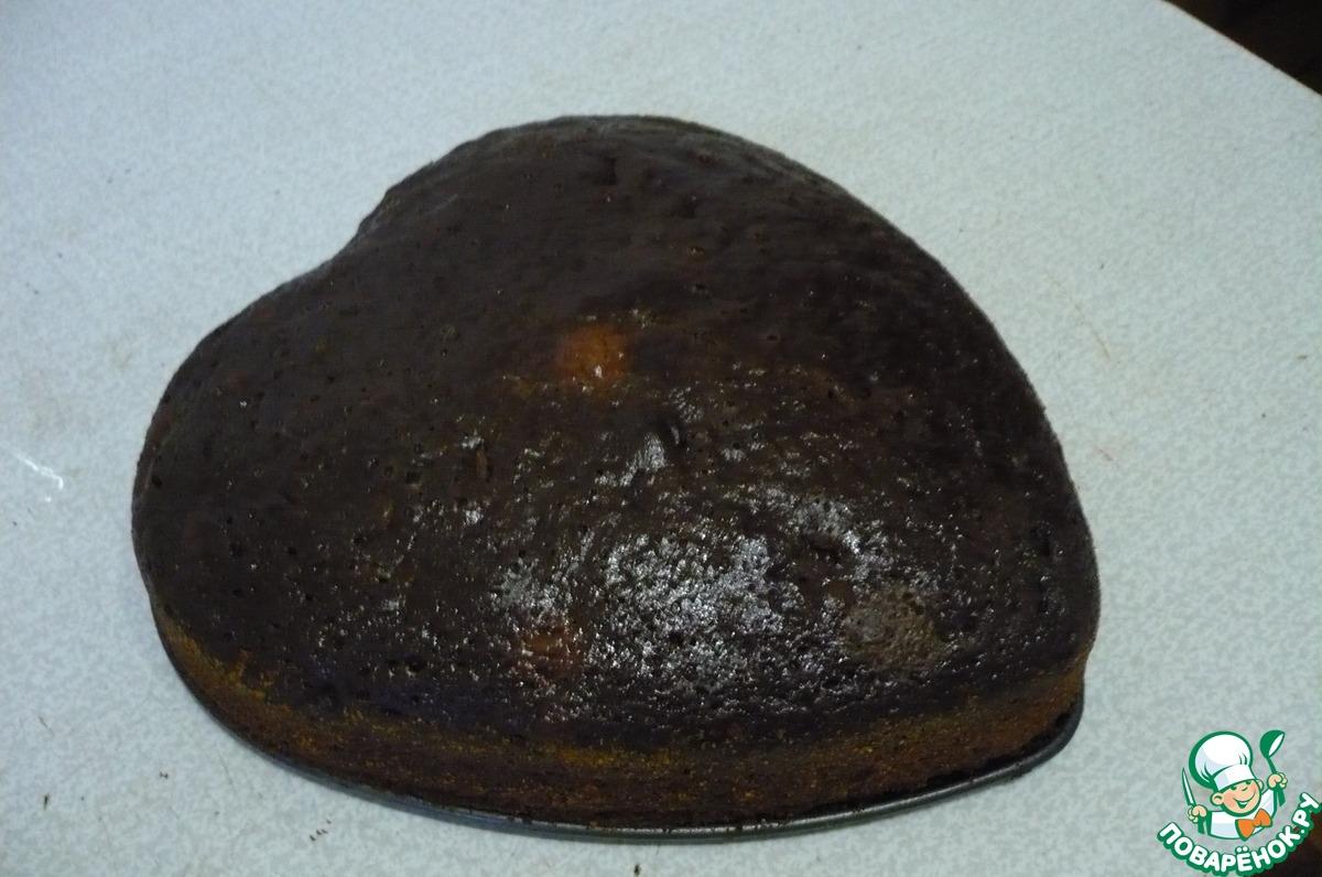 """Торт """"Шкатулка"""""""