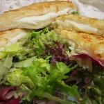 Сэндвичи Моцарелла ин кароцца