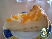 Сырный пирог с мандаринами ингредиенты