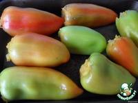 Сладкий перец фаршированный ингредиенты