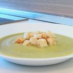 Суп-пюре из гороха