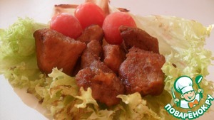 Рецепт Жаркое из свинины в китайском стиле