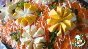 "Салат ""Мечта"" – кулинарный рецепт"