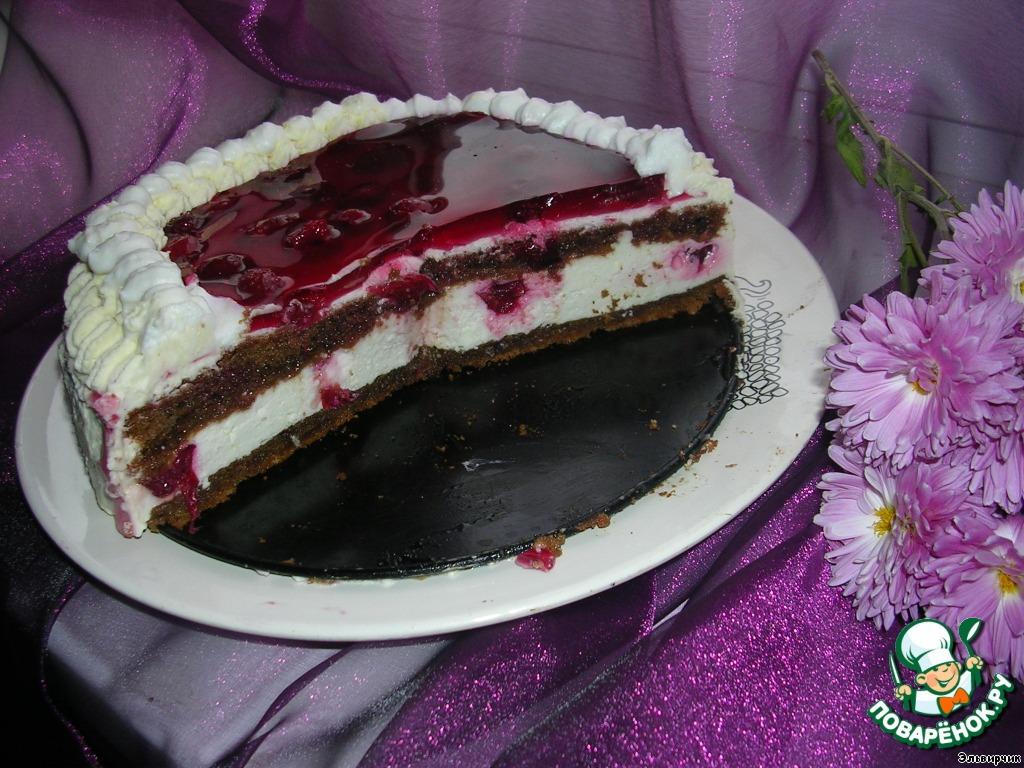 Торт Вишенка