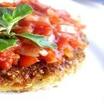 Курица Миланезе с томатным соусом