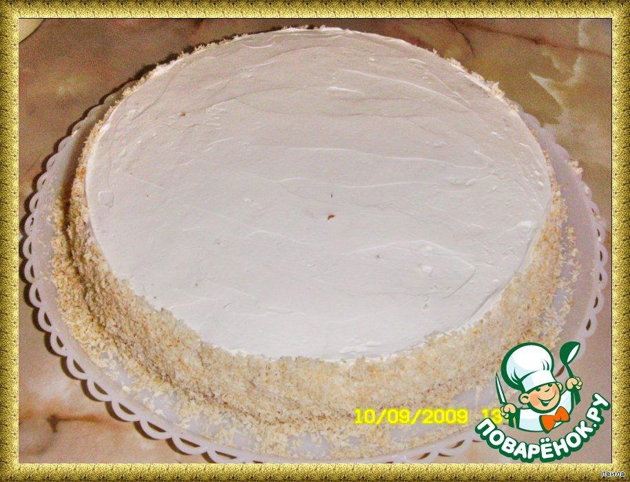 Лимонно - Кокосовый Торт (Lemon Coconut Cake)