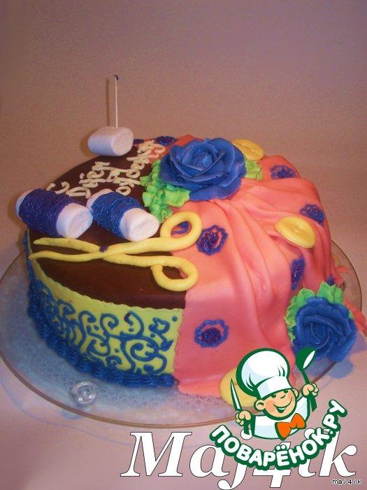 Торт Персиковая нежность