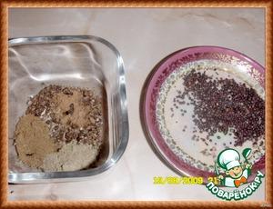 Если есть готовая смесь Гарам масала, то время на готовку обеда уходит гораздо меньше.   Из этой смеси приготовила на сегодня уже 3 блюда.