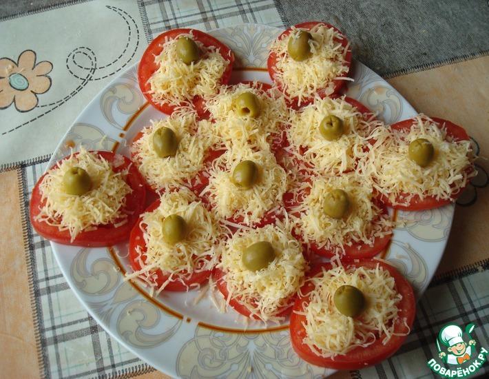 Рецепт: Закуска Партизаны