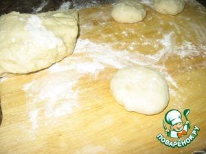 Бабушкино тесто для пирожков с капустой – кулинарный рецепт