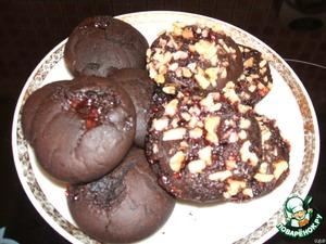 Постные шоколадные кексы – кулинарный рецепт