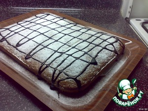 Коврижка – кулинарный рецепт