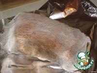 Грудинка свиная «Варено-копченая» ингредиенты