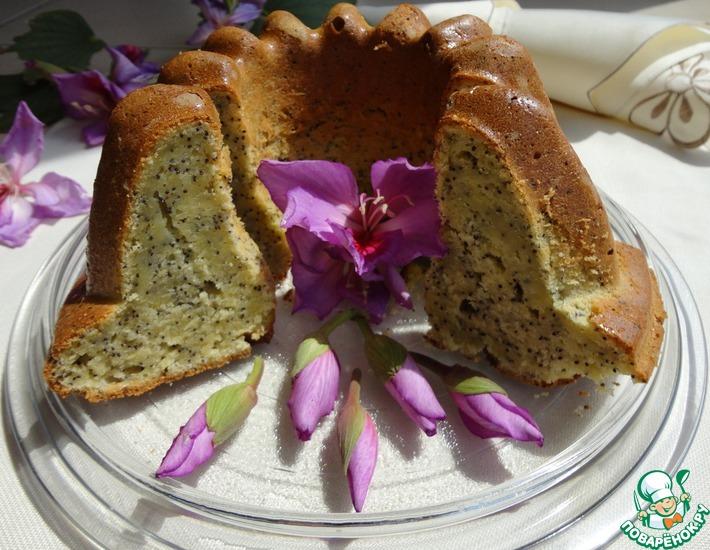 Рецепт: Дынный кейк