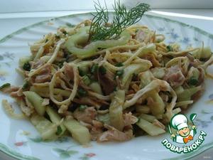 "Салат ""Пикантный"" – кулинарный рецепт"