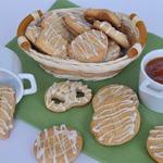 Абрикосовое печенье с виски