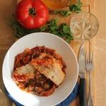 Суп из трески Zuppa di baccala