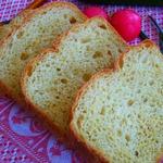 Хлеб из овсяных хлопьев с кукурузной мукой