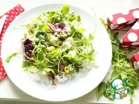 Легкий салат с артишоками и рисом ингредиенты