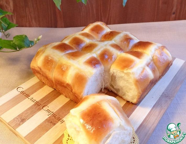 Рецепт: Воздушный картофельный хлеб