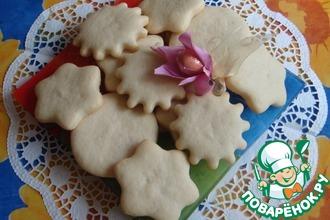 Рецепт: Постное печенье