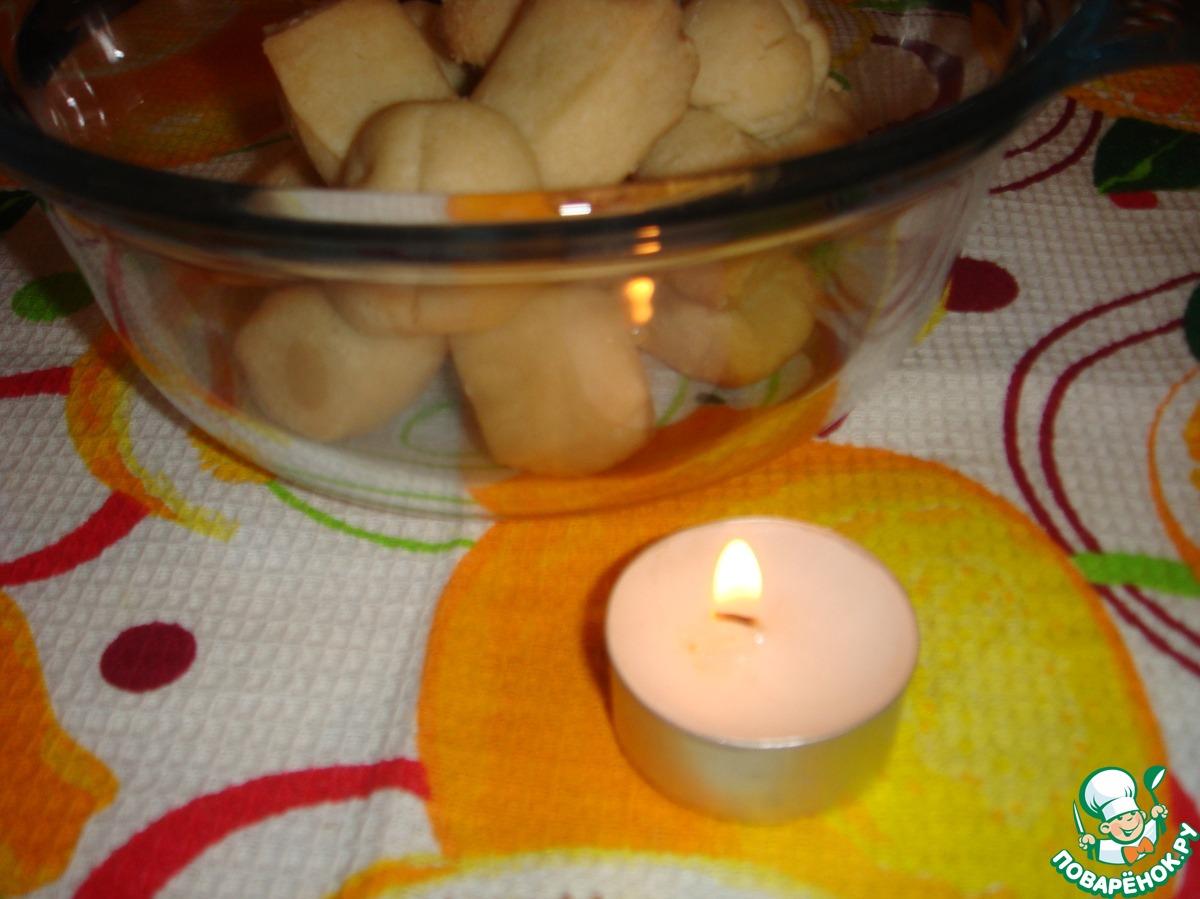 Тайское постное печенье