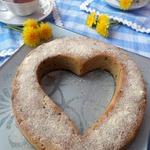 Постный пирог с сухофруктами на чайной заварке