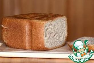 Рецепт: Диетический хлеб