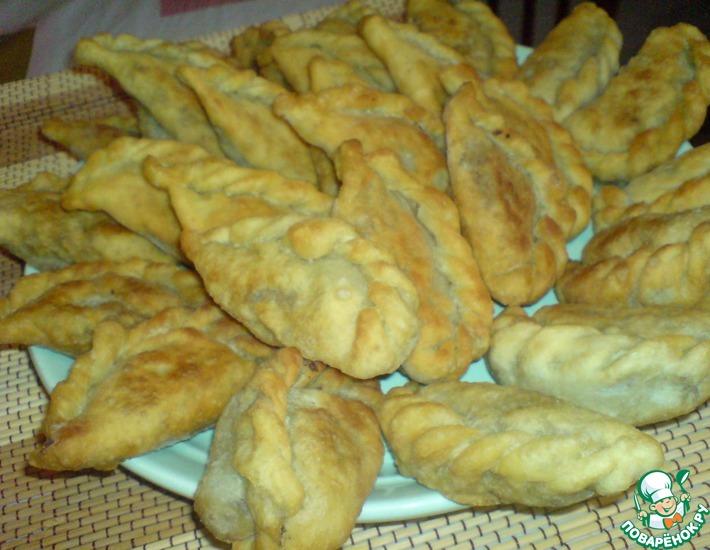 казахские рецепты блюд - самса