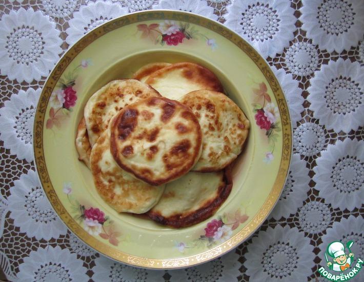 Рецепт: Сырники без яичного белка