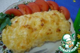 Рецепт: Рыба в картофельном тулупе