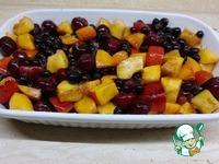 Штрейзельный пирог с ягодами ингредиенты