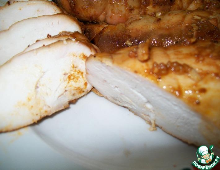 Рецепт: Острая куриная пастрома