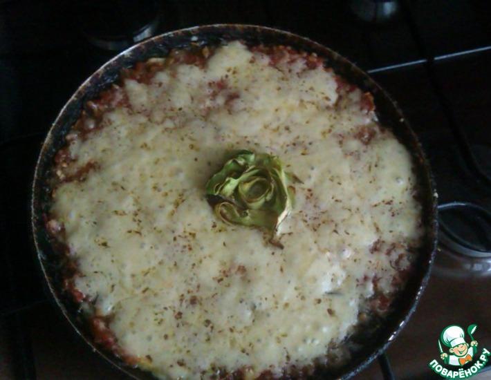 Запеканка из баклажанов и кабачков – кулинарный рецепт