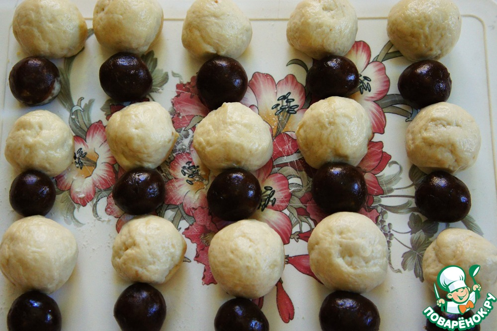 Кахк-арабское праздничное печенье