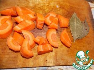 Котлеты с грибами и морковкой – кулинарный рецепт