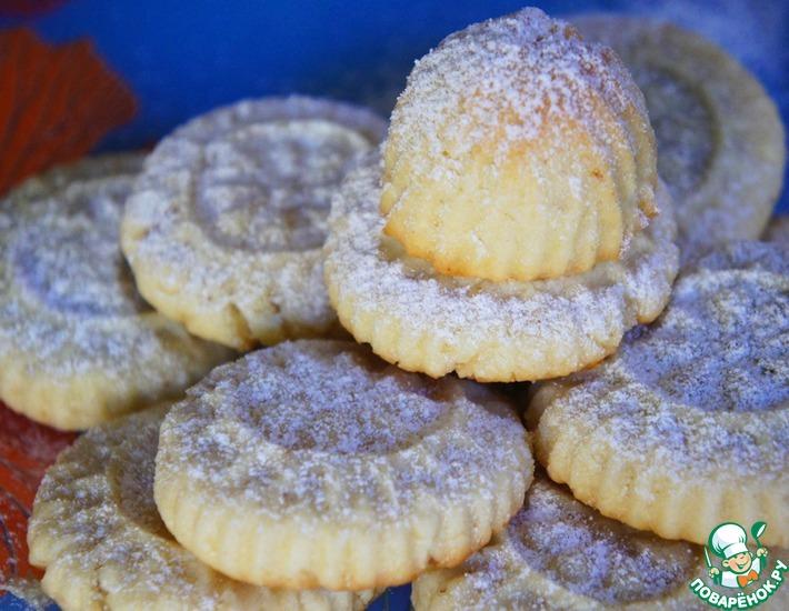 Рецепт: Арабское печенье Ма'амуля: 6 начинок