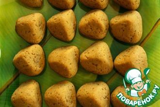 Рецепт: Миндальное печенье по-арабски