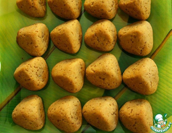 Миндальное печенье по-арабски