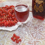 Наливки из красной смородины