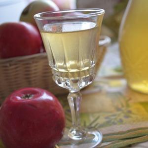 Фото: Яблочная настойка
