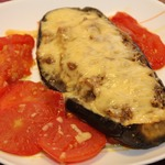 Баклажаны, запеченные с мясом и овощами – кулинарный рецепт