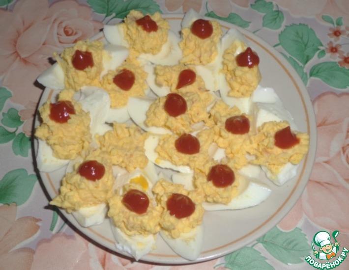 Рецепт: Закуска Затейница
