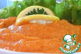 Рецепт: Икра из кабачков с помидорами