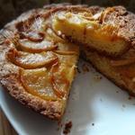 Грушевый (яблочный) пирог Наслаждение