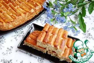 Рецепт: Пирог Бамбук
