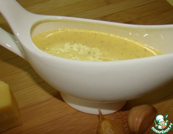 Рецепт: Сырный соус