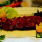 Баклажаны, тушенные с мясным фаршем – кулинарный рецепт