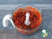 Острый джем из перцев ингредиенты
