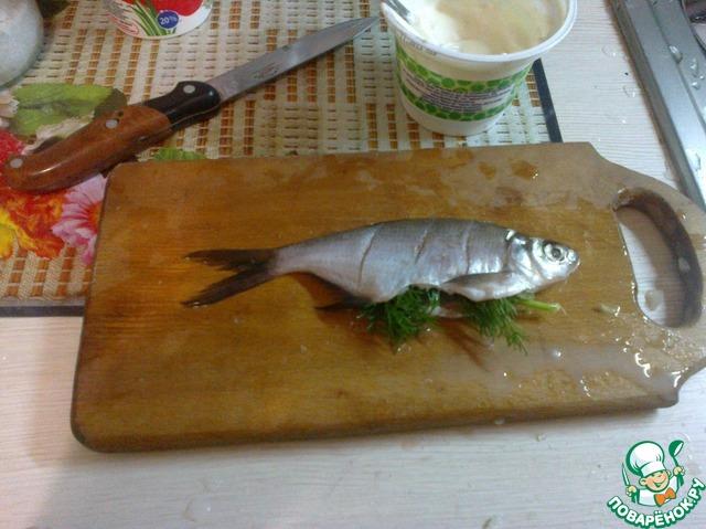 сколько запекать речную рыбу